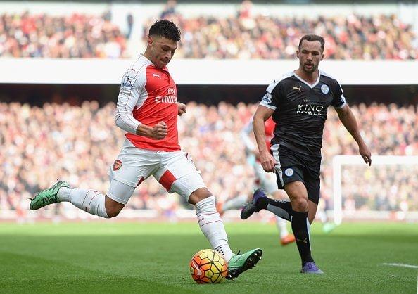 Arsenal v Leicester City - Premier League