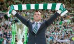 GLASGOW, SCOTLAND - MAY 23: Celtic unveil their new Manager, Brendan Rodgers at Celtic Park Glasgow on May 23, 2016 in Glasgow, Scotland. (Photo by Steve Welsh/Getty Images)