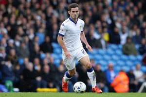 LEEDS, ENGLAND - OCTOBER 17:  Lewis Cook of Leeds United FC controls the ball during the Sky Bet Championship match between Leeds United and Brighton & Hove Albion at Elland Road on October 17, 2015 in Leeds, England.  (Photo by Daniel Smith/Getty Images)