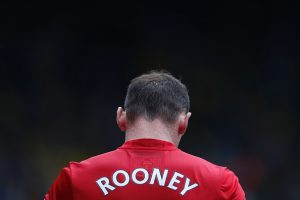 Manchester United's English striker Wayne Rooney walks from the pitch after losing the English Premier League football match between Watford and Manchester United at Vicarage Road Stadium in Watford, north of London on September 18, 2016. / AFP / Adrian DENNIS / RESTRICTED TO EDITORIAL USE. No use with unauthorized audio, video, data, fixture lists, club/league logos or 'live' services. Online in-match use limited to 75 images, no video emulation. No use in betting, games or single club/league/player publications.  /         (Photo credit should read ADRIAN DENNIS/AFP/Getty Images)
