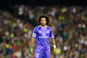 Making a brilliant comeback from injury against Real Betis, Marcelo's form would give a much needed assurance to Zidane's back line.
