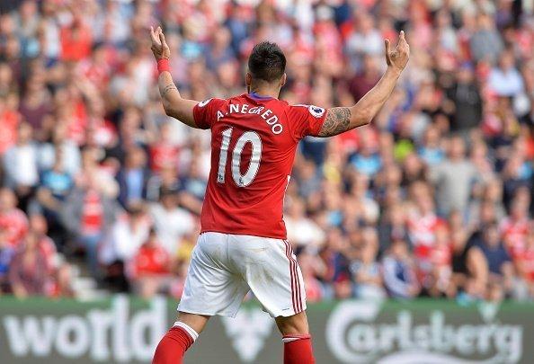 Middlesbrough v Crystal Palace - Premier League