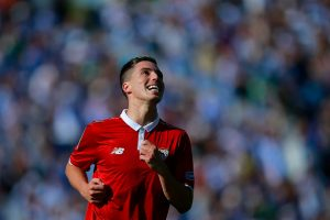 MADRID, SPAIN - OCTOBER 15: Samir Nasri of Sevilla FC reacts during the La Liga match between CD Leganes and Sevilla FC at Estadio Municipal de Butarque on October 15, 2016 in Leganes, Spain. (Photo by Gonzalo Arroyo Moreno/Getty Images)