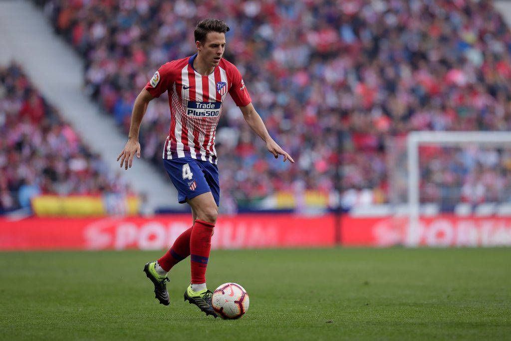 Everton set to launch a move for Santiago Arias who is seen in the photo