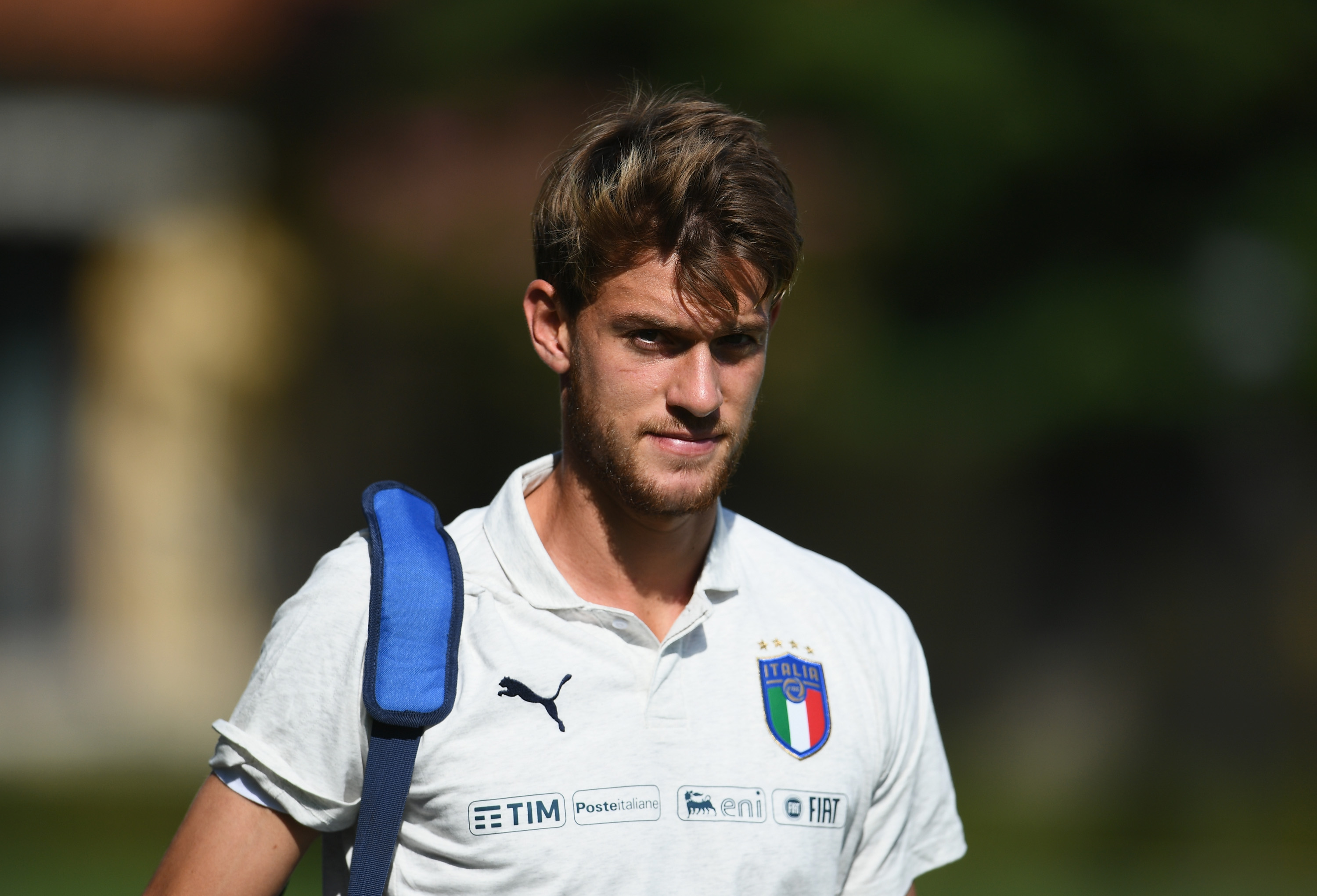 Arsenal to rival Wolves for Daniele Rugani who is seen in the photo