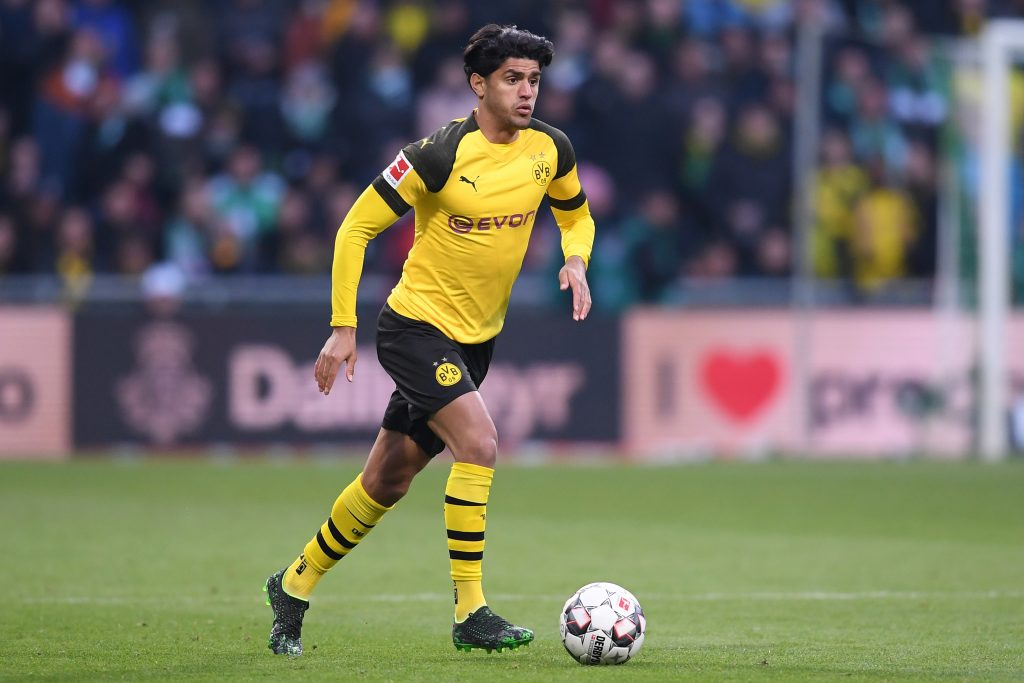 Here's Why Mahmoud Dahoud Could Be Ideal For Leeds United - An interesting option.