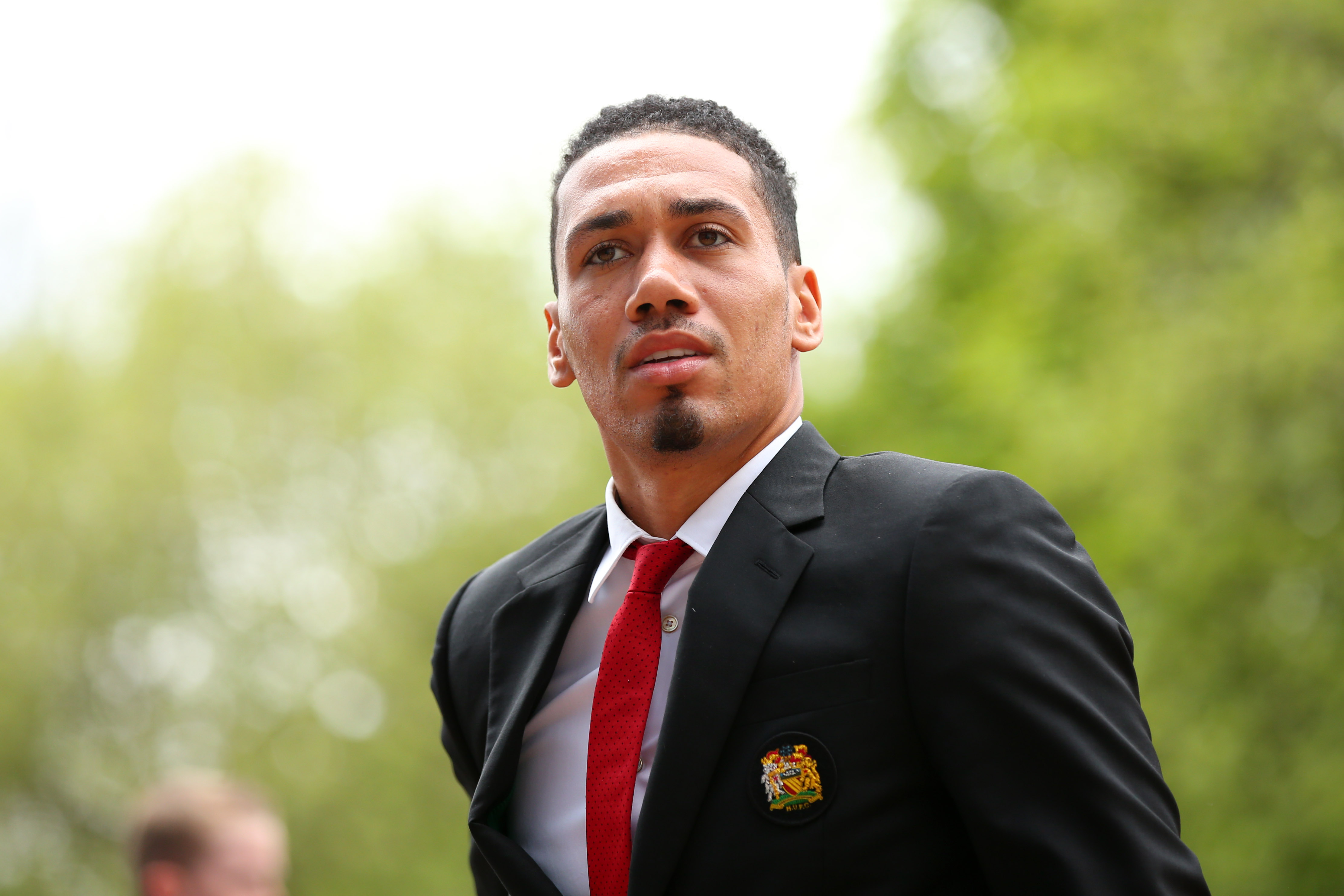 Chris Smalling is on the verge of joining AS Roma - Dead done.