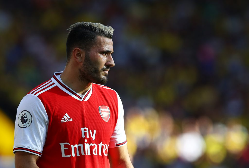 Sead Kolasinac could be offloaded by Arsenal this summer - Time to pack his bags.