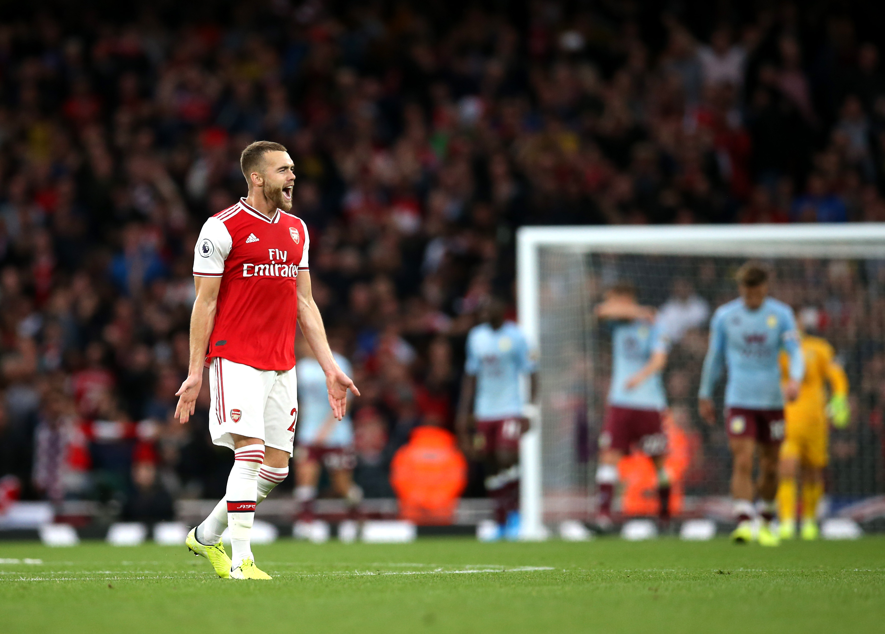 Leeds United are among clubs interested in Calum Chambers - A good option?