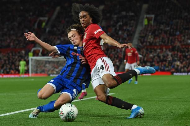 Werder Bremen are reportedly interested in Tahith Chong - Chong has failed to make an impact at Old Trafford.