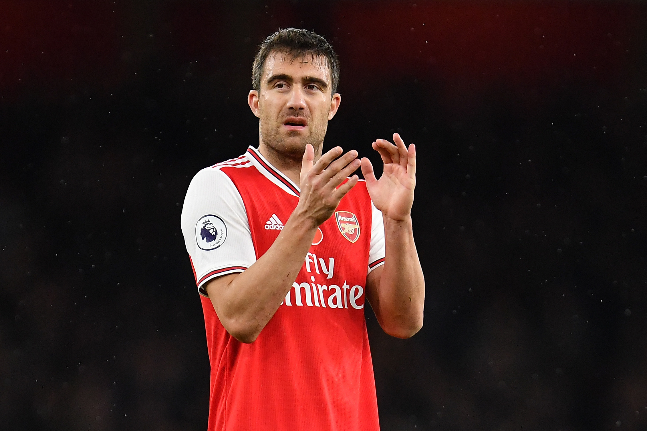 Sokratis has been asked to decide Arsenal future amid Genoa links - A good option for the Arsenal star.