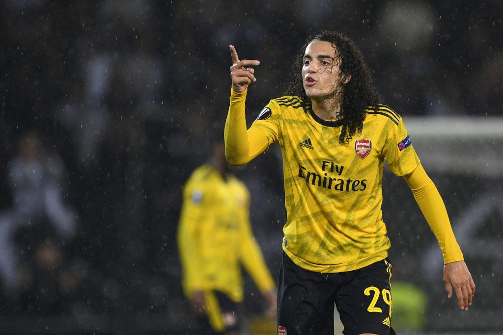 PSG are ready to rival Real Madrid in pursuit of Matteo Guendouzi - Not the best of seasons for GUendouzi.