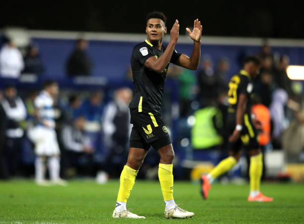 Leeds United are interested in Ollie Watkins - A star for Brentford.