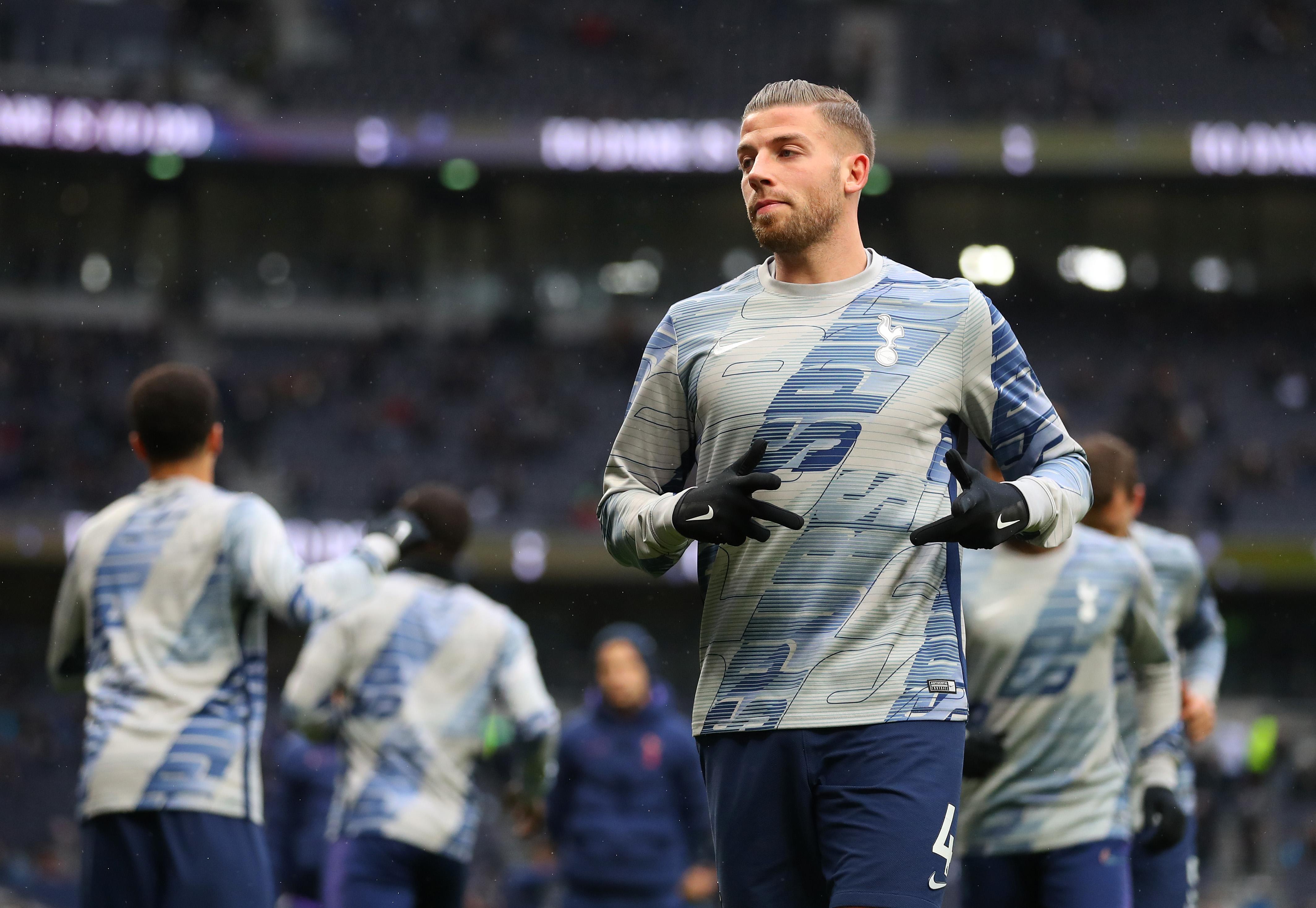 Predicted Tottenham Lineup Vs Brighton & Hove Albion - Alderweireld to return.