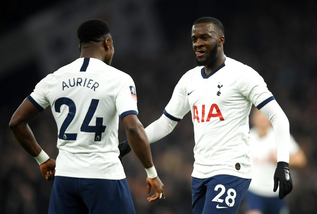 Predicted Tottenham Hotspur Lineup Vs Brentford - Aurier to start.