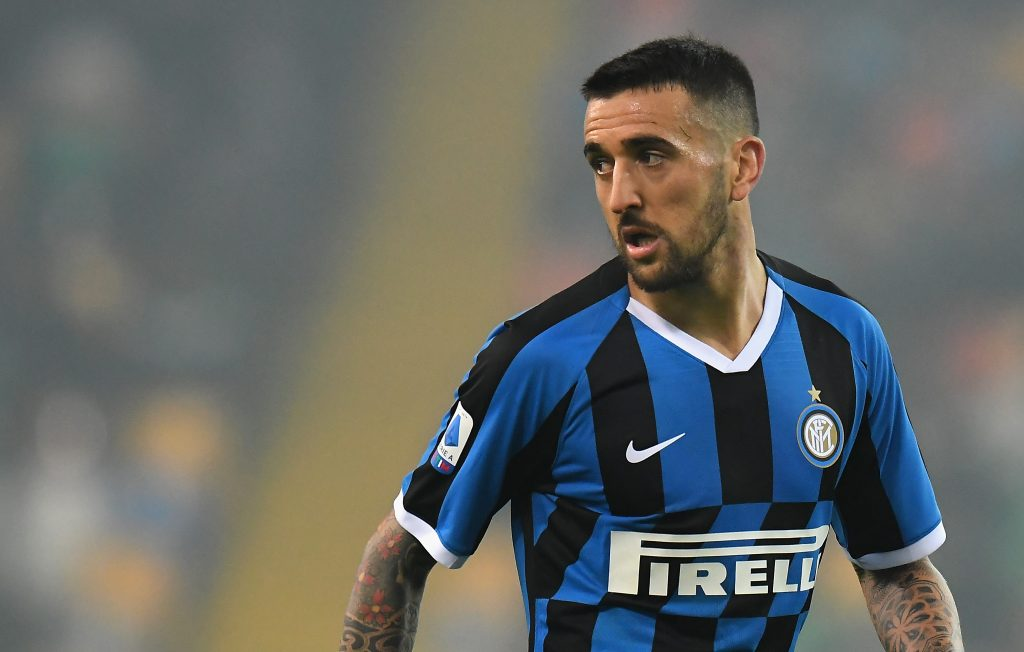 Tottenham Hotspur have been given another shot to sign Vecino who is seen in the picture
