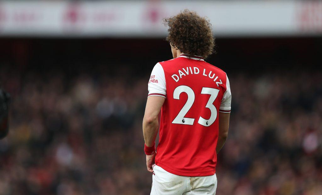 Predicted Arsenal Lineup Vs Wolverhampton Wanderers - David Luiz could once again start