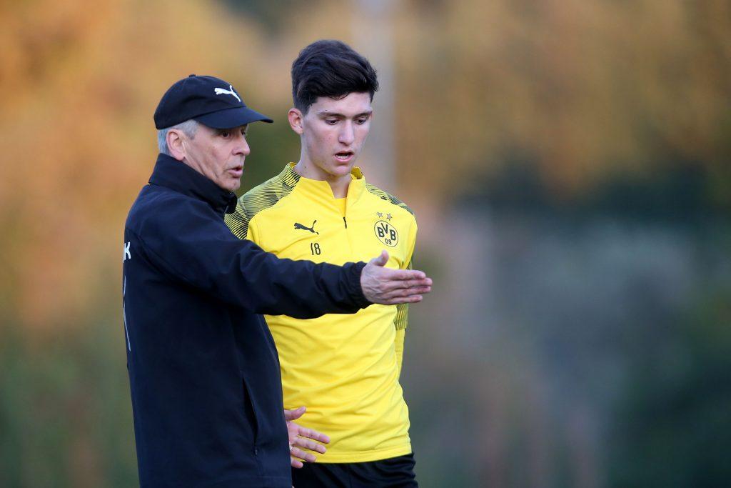 Borussia Dortmund are among clubs interested in Ben Godfrey - Leonardo Balerdi hasn't been able to make an impact.