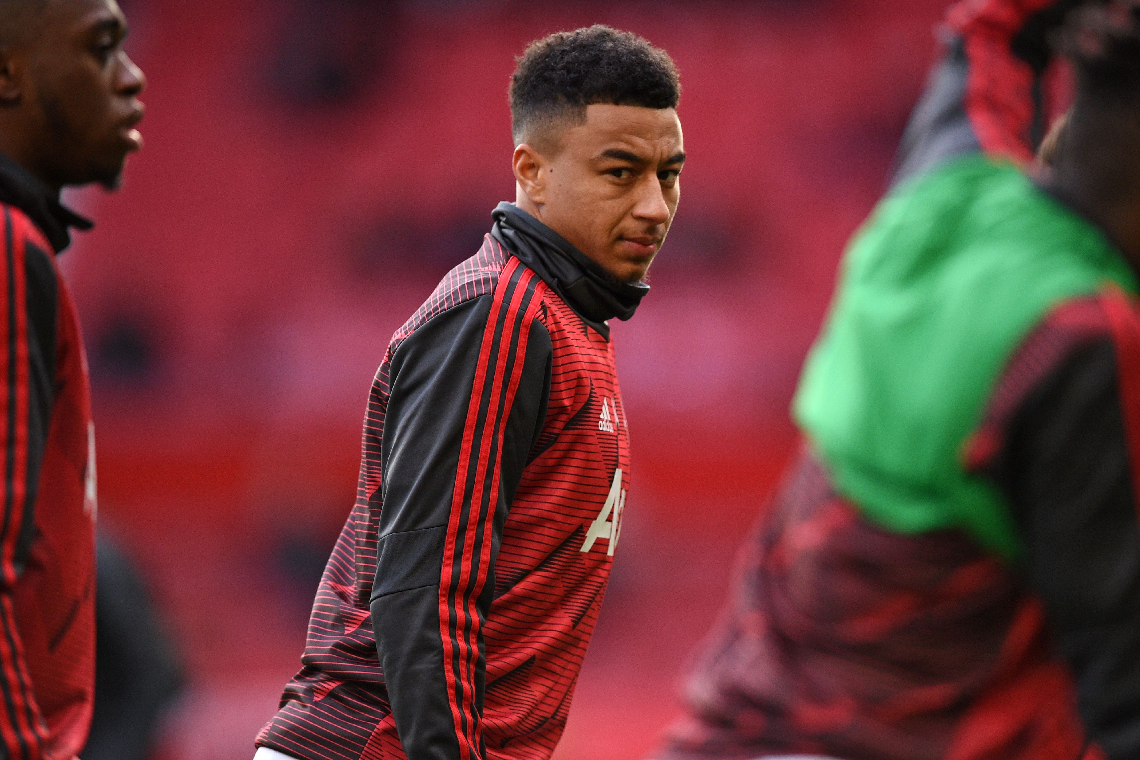 Jesse Lingard is among four players expected to leave Man United - Ready for a new challenge.