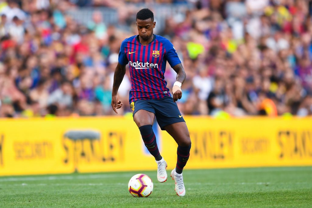 Manchester City set to enter 'final negotiations' for Semedo who is seen in the photo