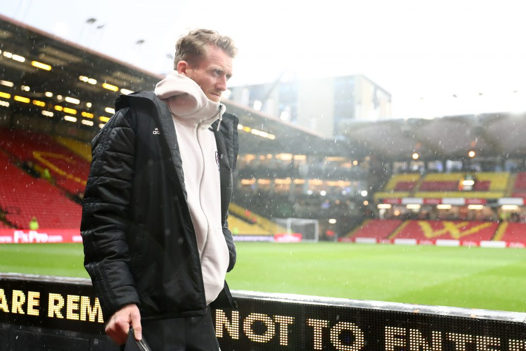 What exactly went wrong for Andre Schurrle at BVB? - Schurrle as a Fulham player.
