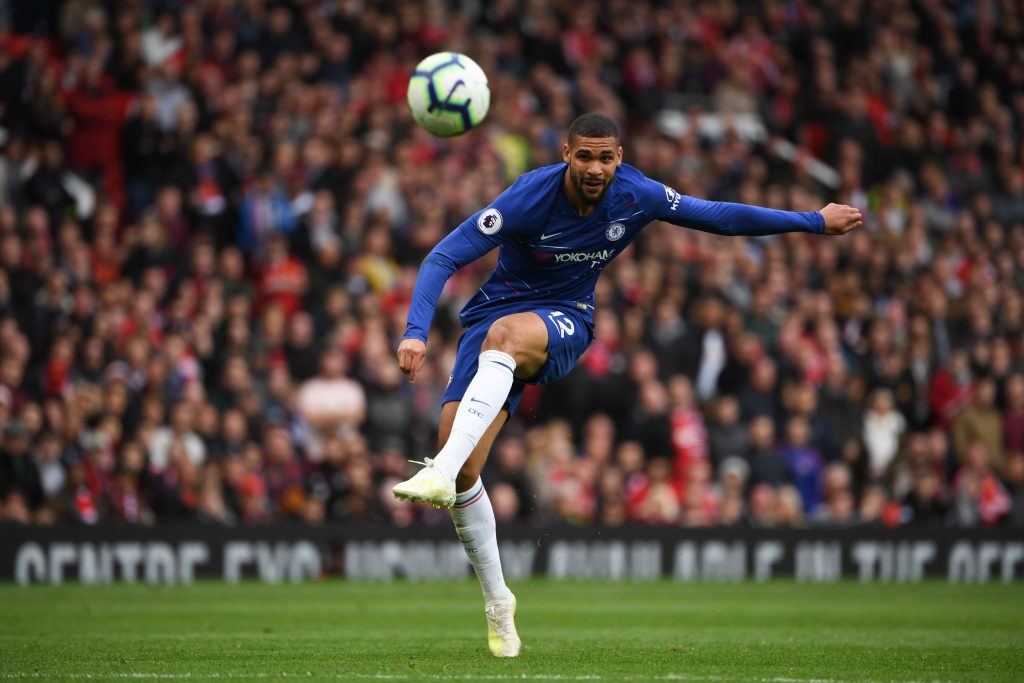 Lampard ready to loan out Loftus-Cheek amid Newcastle interest (Loftus-Cheek is in action in the picture)