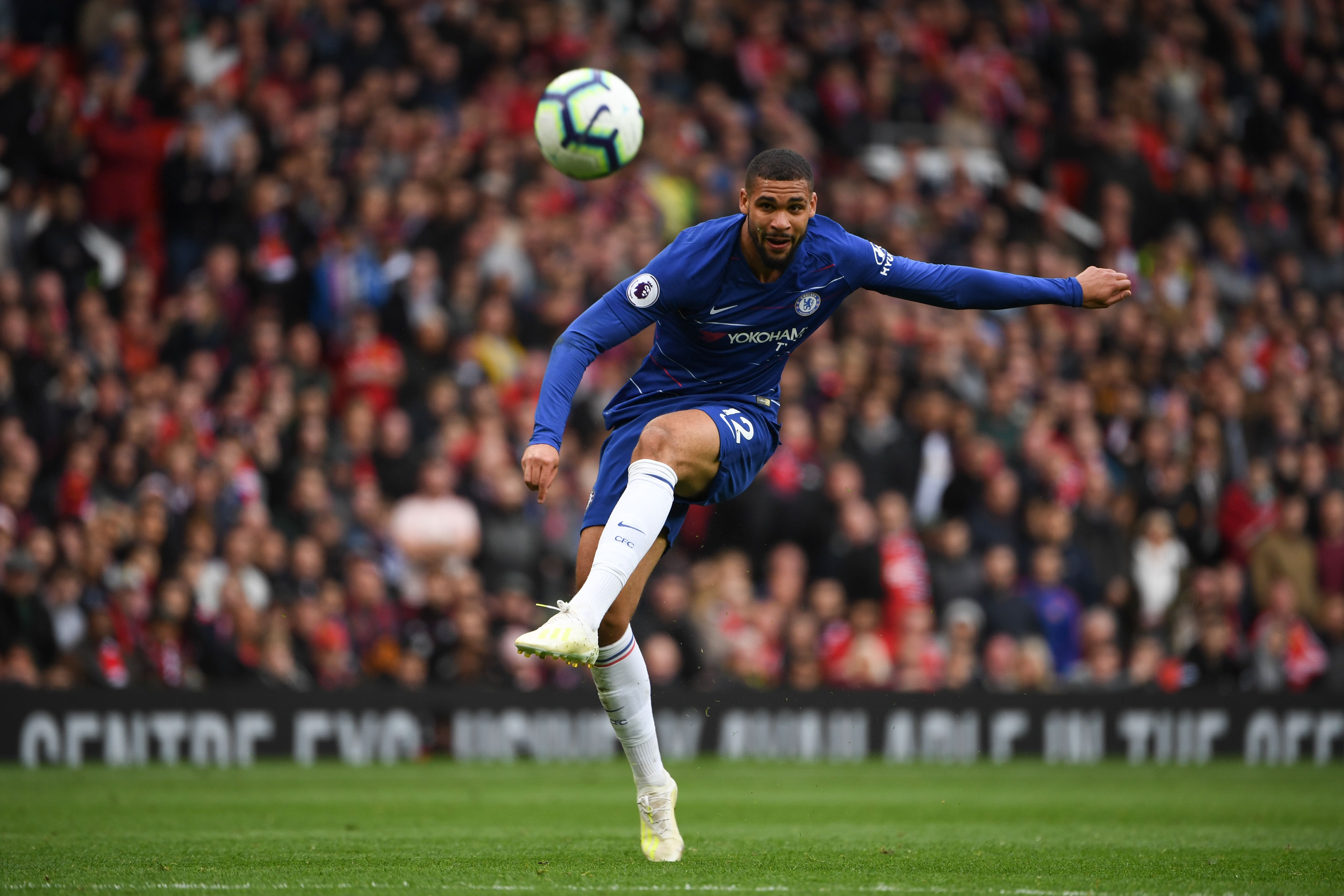 Ruben Loftus-Cheek Is An Important Chelsea Player - Loftus-Cheek in action during a match