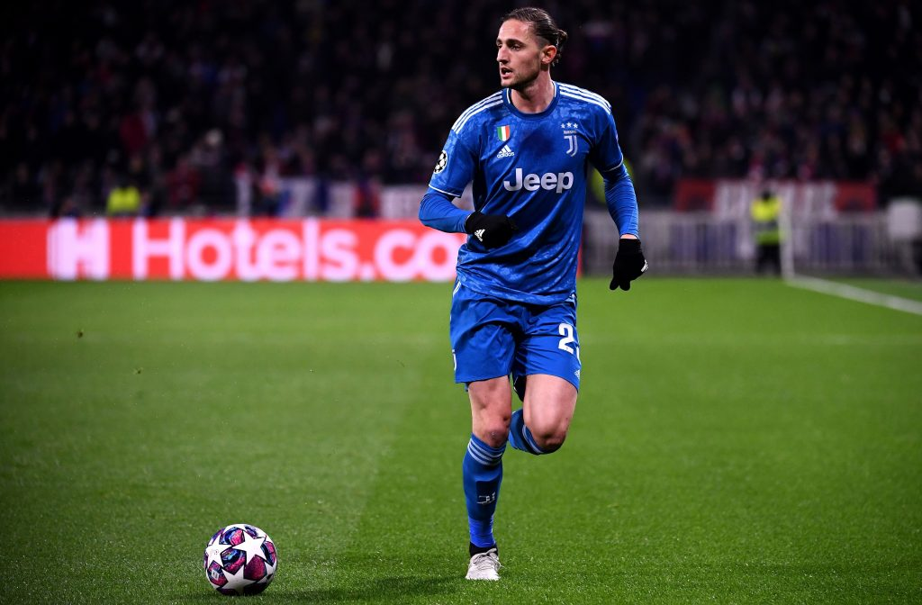 Arsenal Open Talks Regarding Adrien Rabiot Signing - Rabiot in action during a match