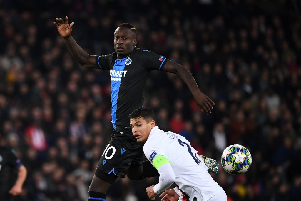 Leeds United are ready to make a move for Mbaye Diagne - A wise option for Bielsa?