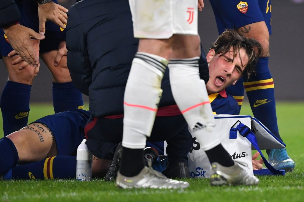 Tottenham are pushing for a summer move for Nicolo Zaniolo - He has been unlucky with injuries.