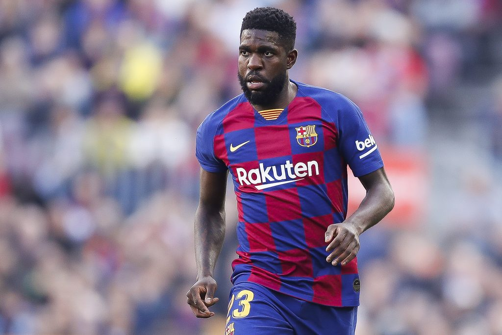 Arsenal are set to face competition in pursuit of Samuel Umtiti - An ideal signing for Arteta?