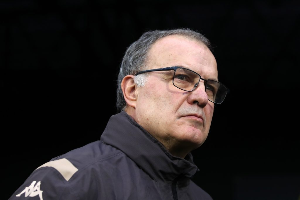 Leeds United are monitoring the progress of Thierno Balde - The right choice by Bielsa?
