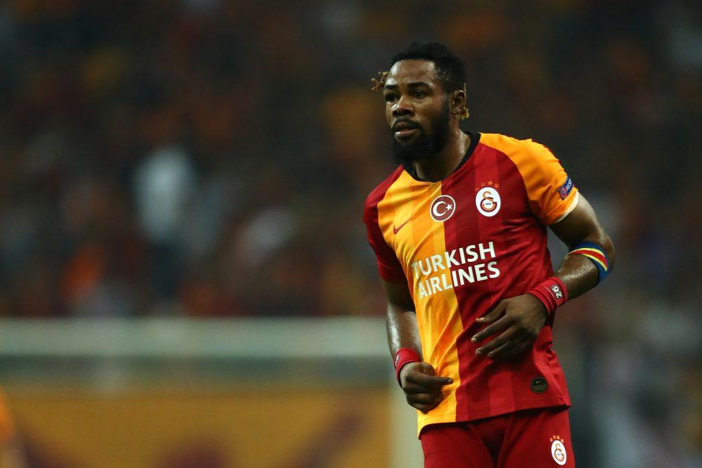 Christian Luyindama Wants To Join Aston Villa - Luyindama looks on during a match