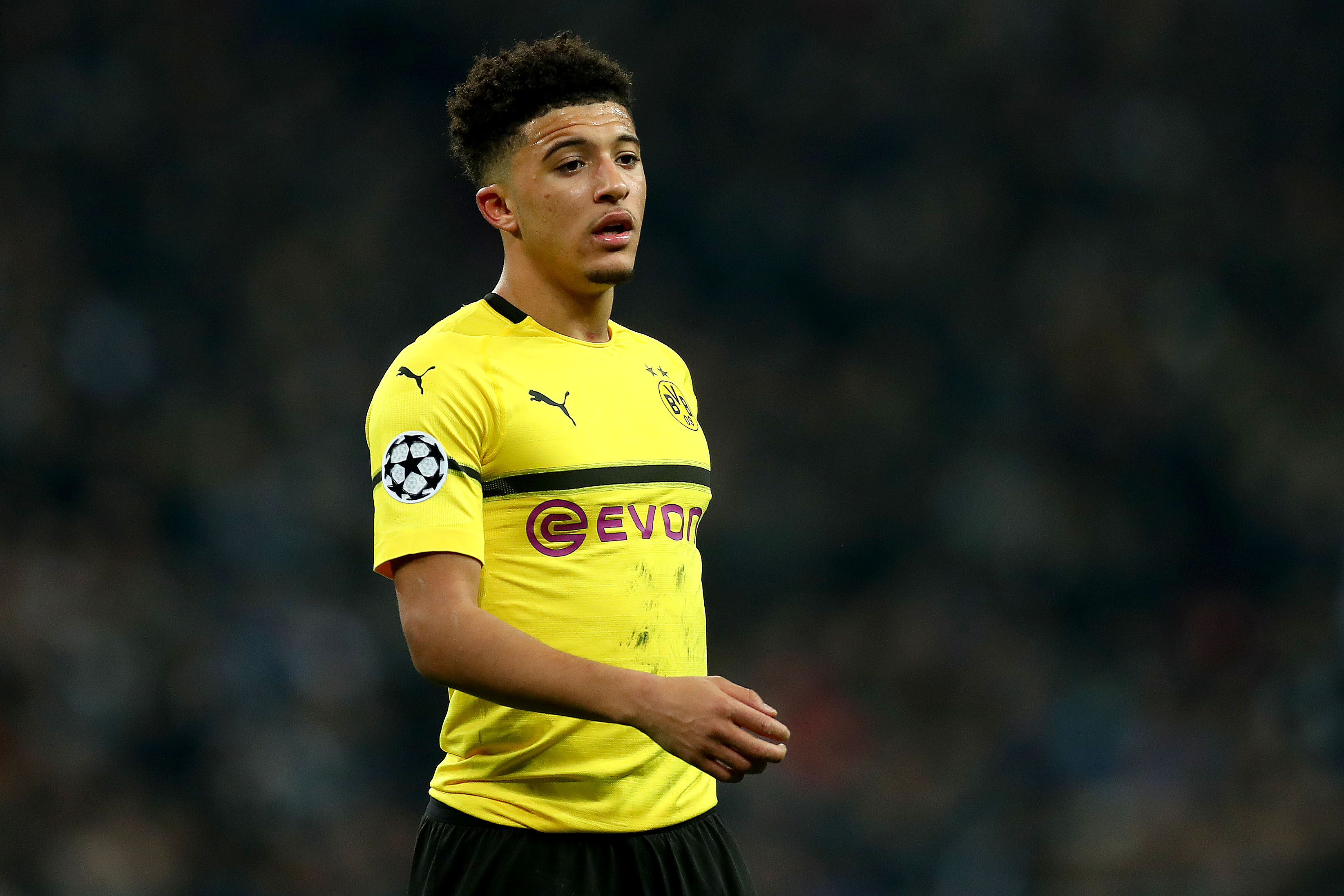 Predicted Borussia Dortmund Lineup vs Bayern Munich - Sancho set to return
