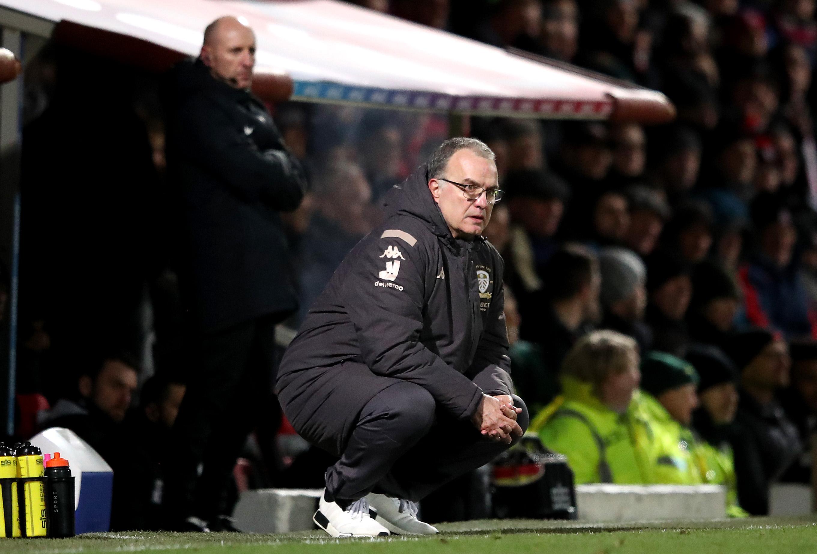 Predicted Leeds United Lineup Vs Stoke City - Marcelo Bielsa to remain unchanged.