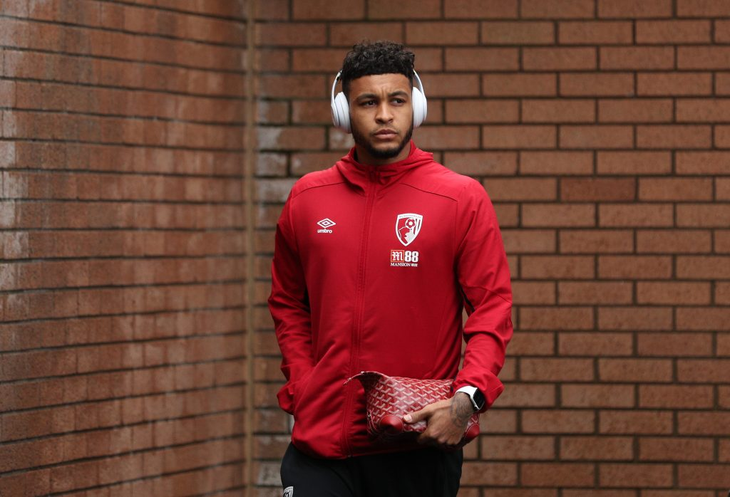 Update on Aston Villa's pursuit of Josh King who is seen in the photo