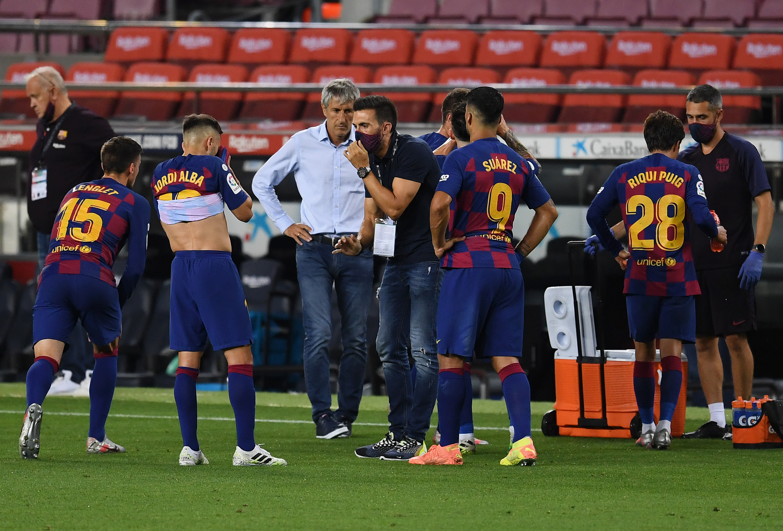 4-3-3 Barcelona Predicted Lineup Vs Villarreal - The 4th ...