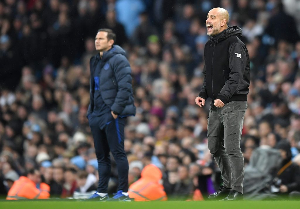 Chelsea Vs Manchester City Tactical Preview - Lampard and Pep