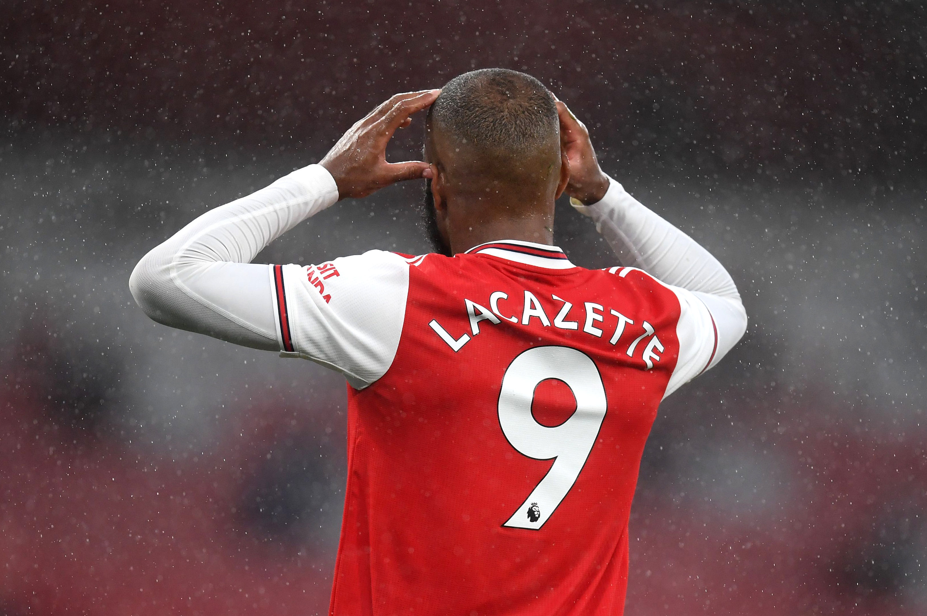 Arsenal are ready to offload Alexandre Lacazette - Set for an Arsenal exit.