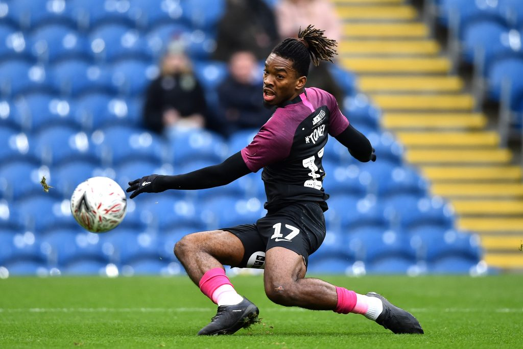 Whelan Has Tipped Rangers To Be Unable To Afford Ivan Toney - Toney takes a shot