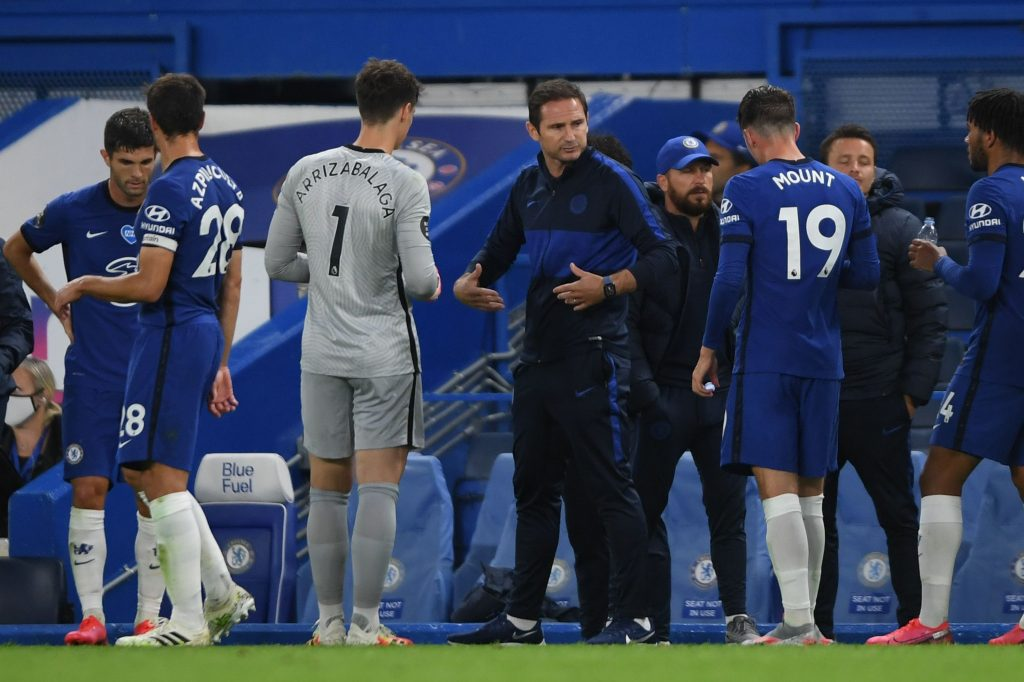Chelsea Player Ratings Vs Watford - Lampard instructs the players