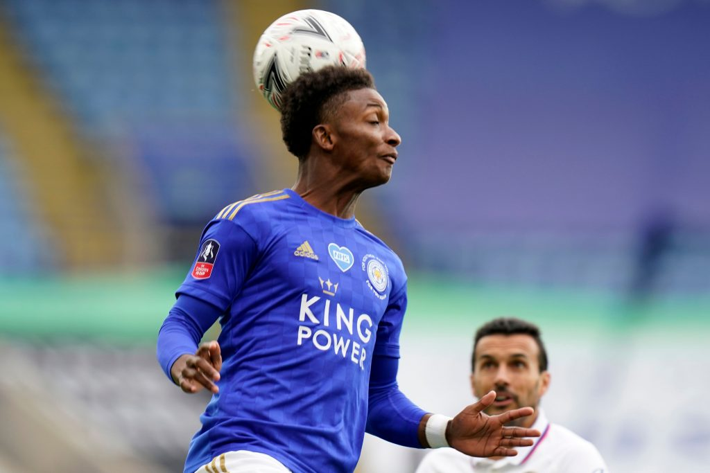Tottenham Hotspur are interested in the services of Demarai Gray - Life under Rodgers has been tough for the Leicester man.