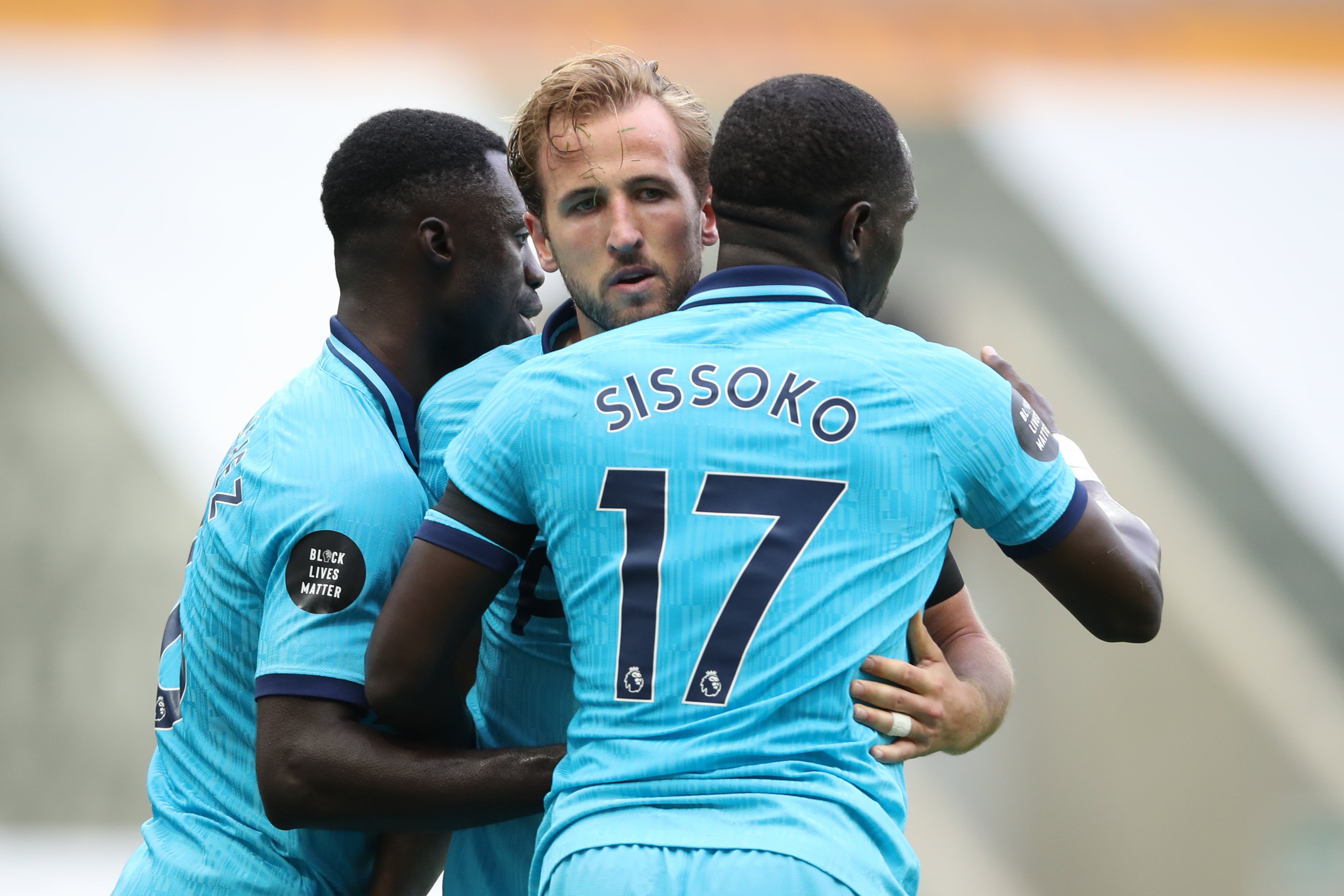 Three players Tottenham must offload this summer - Sissoko must leave.
