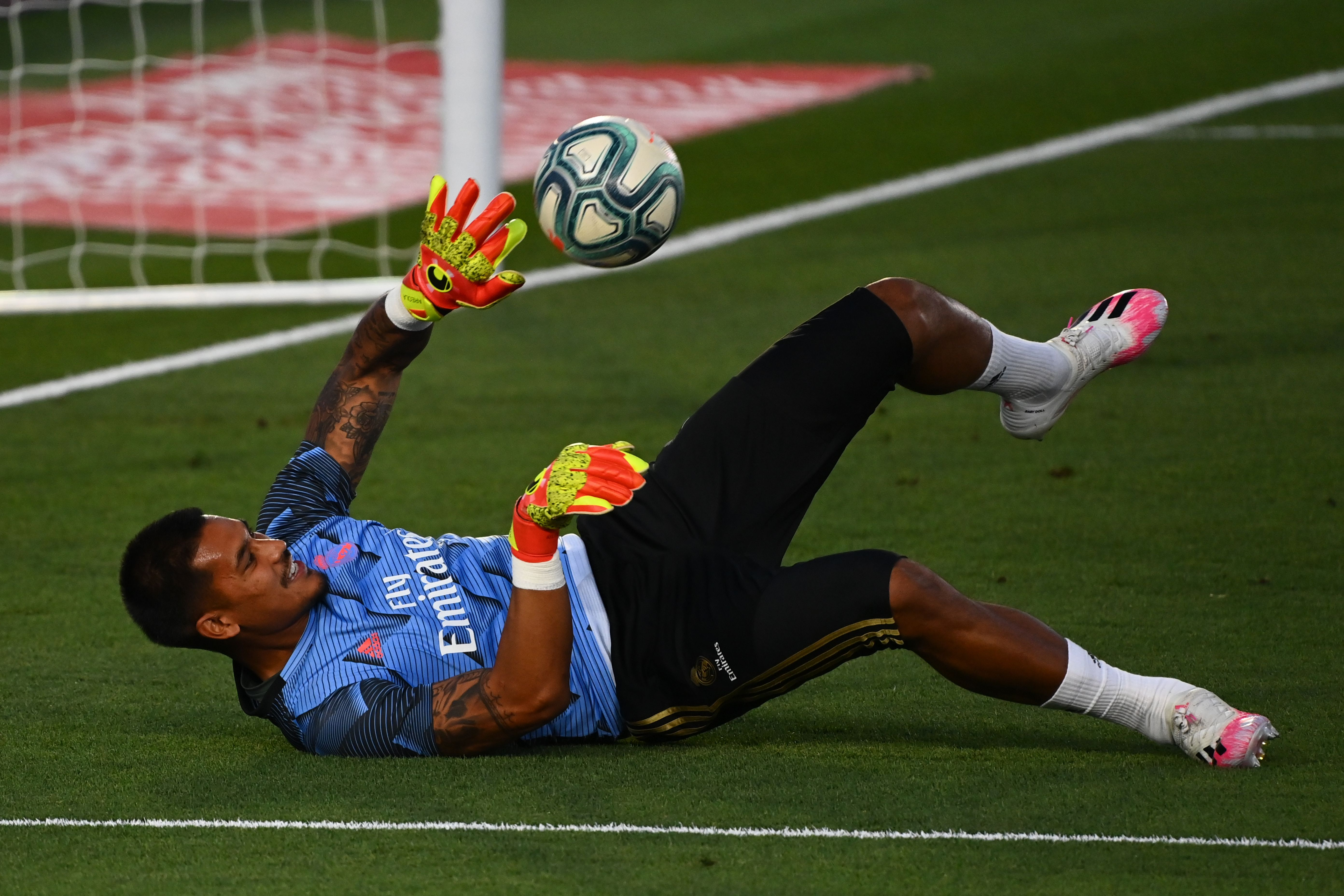 Newcastle United identify Alphonse Areola as a summer target (Areola in action in the picture)