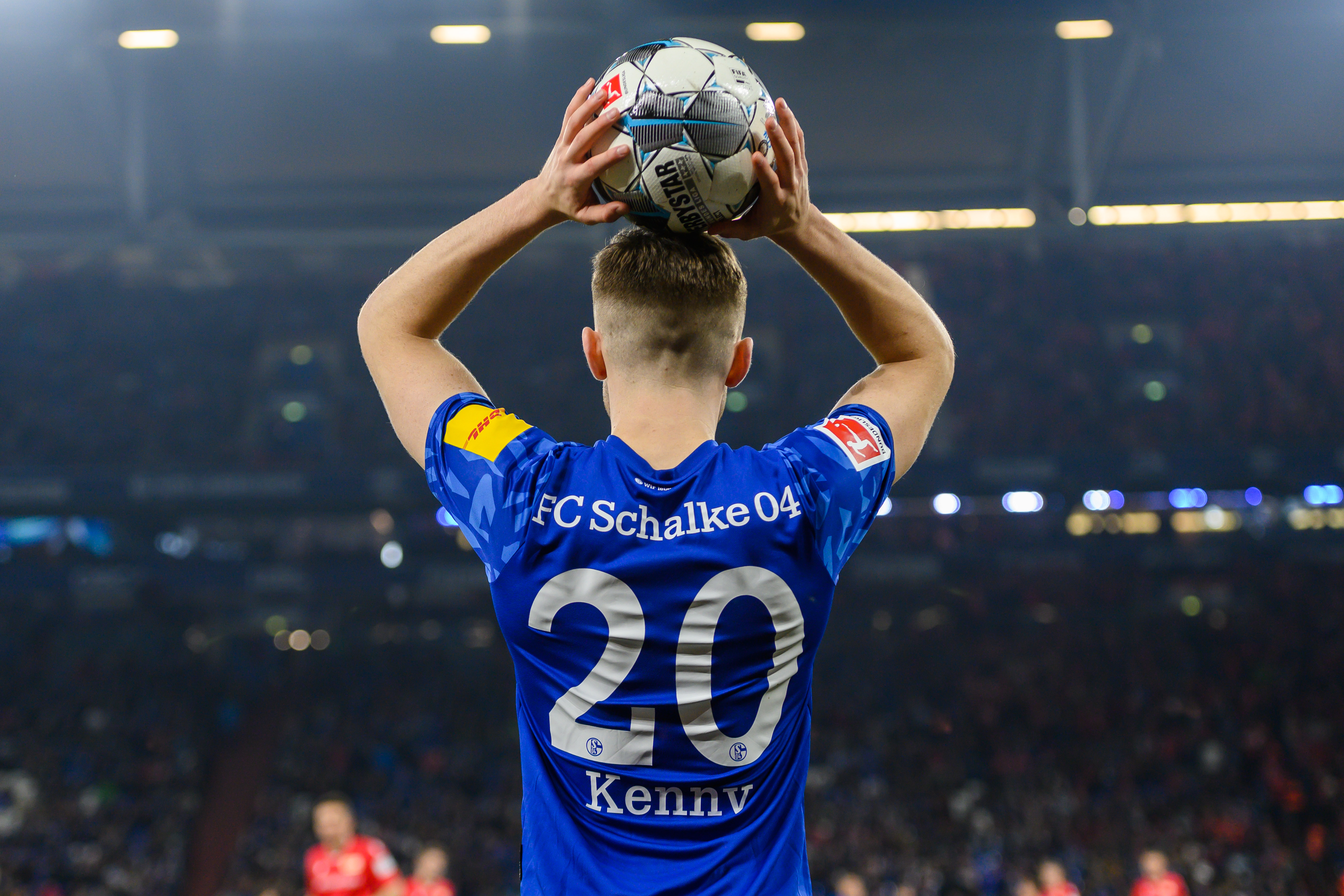 Everton had rejected Schalke's approach to sign Jonjoe Kenny - A star in the making?