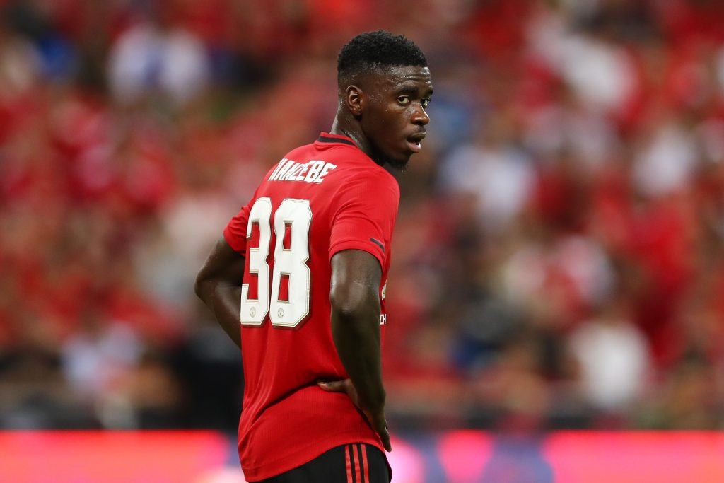 Strongest Possible Manchester United Lineup This Season - Tuanzebe starts ahead of Lindelof.