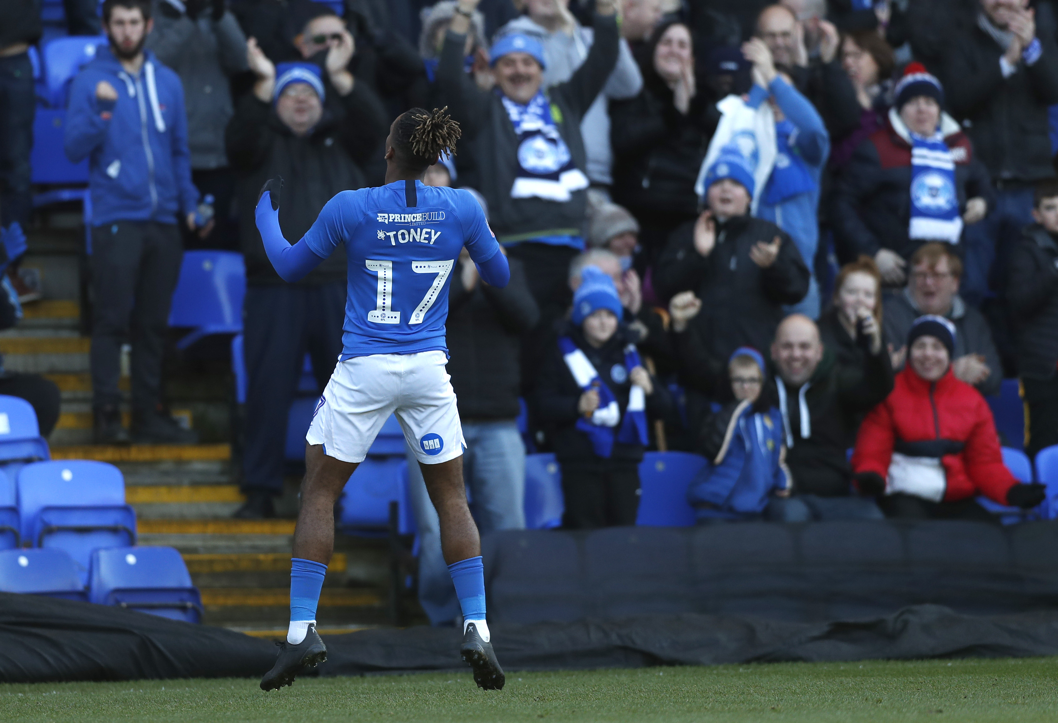 Whelan Has Tipped Rangers To Be Unable To Afford Ivan Toney - Toney celebrates a goal