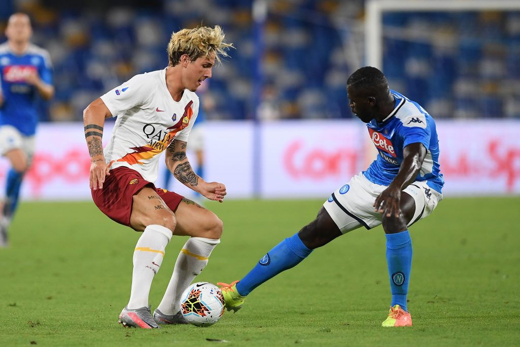Koulibaly provides update on his future amid Man United interest (Napoli's Koulibaly seen in the picture)