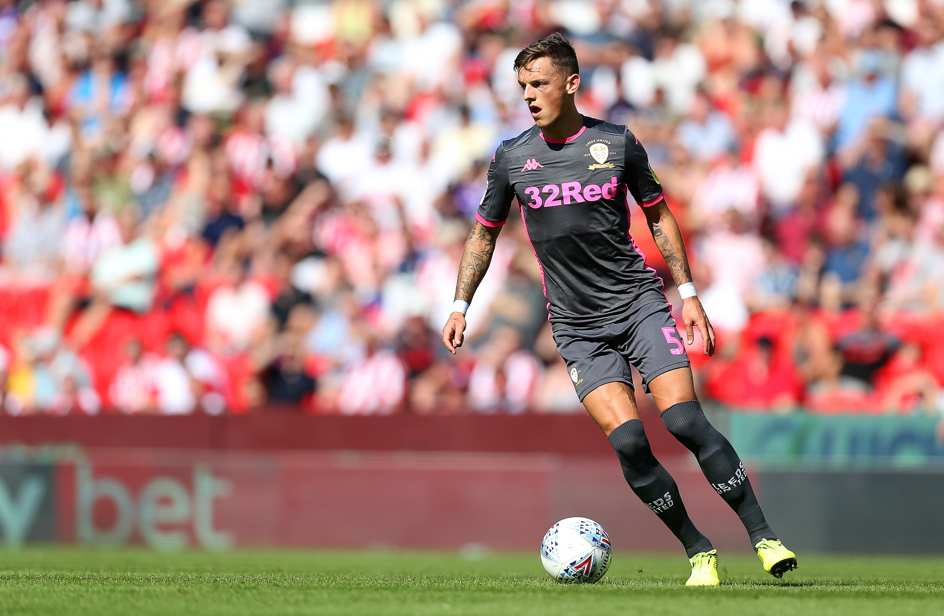 Liverpool Are Interested In Brighton's Ben White - White looks on
