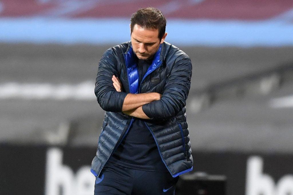 Chelsea Player Ratings Vs West Ham United - Lampard looks dejected